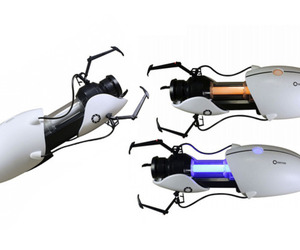 Epic Portal Guns