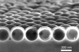 photovoltaic nanoshells