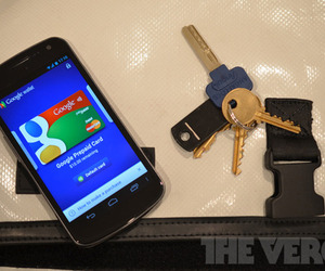 Google Wallet keys security