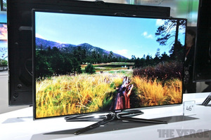 Gallery Photo: Samsung's 2012 TV lineup photos