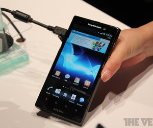 Gallery Photo: Sony Ericsson Ion hands-on photos