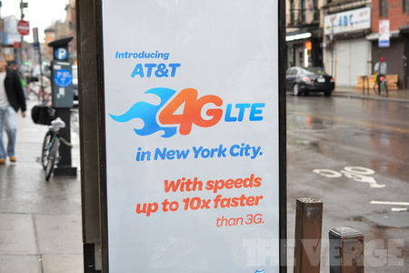 AT&amp;T 4G LTE NYC ad (1020)