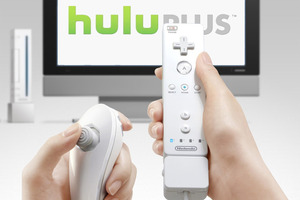 Hulu Plus Nintendo Wii