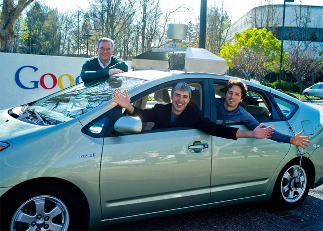 Google car