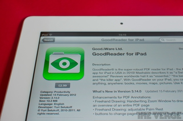 goodreader
