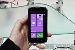 Gallery Photo: ZTE Orbit hands-on pictures