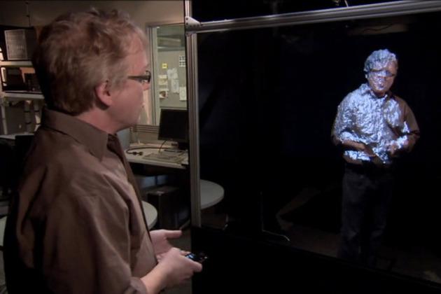 Microsoft Holoflector