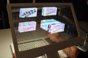 Microsoft's Applied Sciences Groups 3D Virtual Desktop