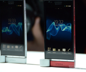 Gallery Photo: Sony Xperia U hands-on pictures