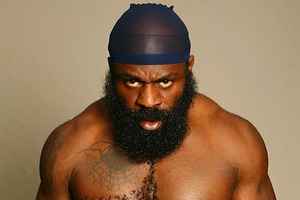 Spike TV Gives Kimbo a Job
