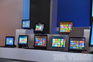 windows 8 hardware