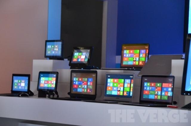 windows 8 hardware