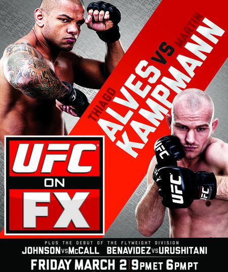 UFC on FX 2: Recap