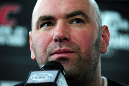 Dana White BLASTS Half-Point Scoring System