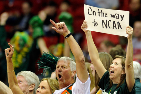 NCAA SELECTION SUNDAY 2012: Colorado Schools Waits For Seed Announcements