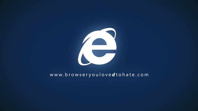 IE you used to hate