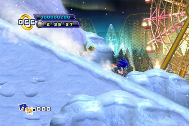 Sonic Hedgehog Episode II