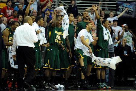 Norfolk State Celebrates Win
