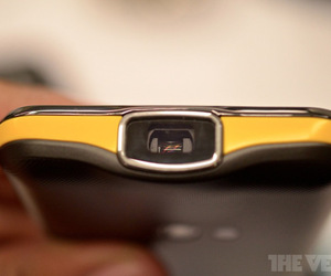Gallery Photo: Samsung Galaxy Beam closer hands-on