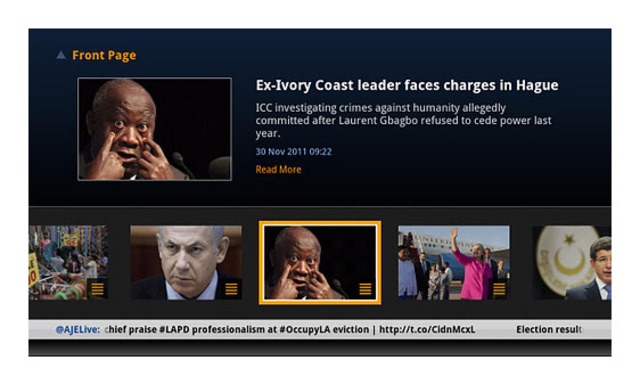 Al Jazeera English (Android)