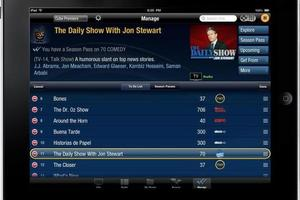 TiVo iPad