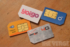 SIM Cards international travel (1020)