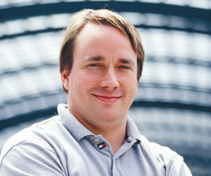 Linus Torvalds Wikimedia
