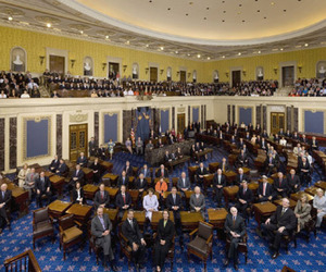 110th US Senate 2007