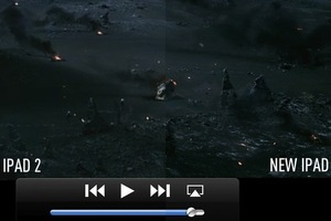 prometheus itunes trailer ipad comparison