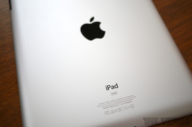 ipad back stock review