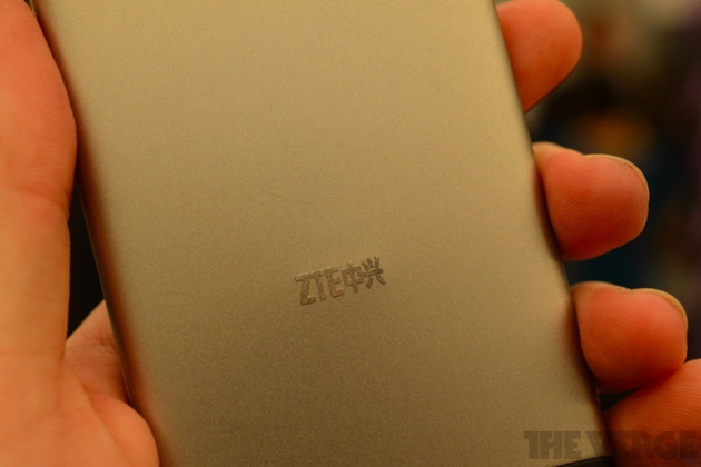 Gallery Photo: ZTE PF112 hands-on pictures