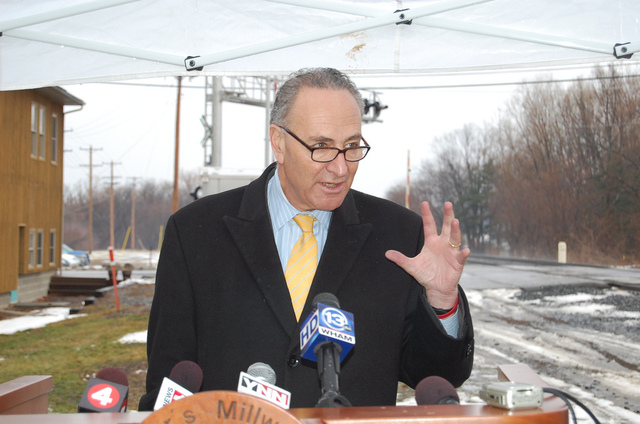 Senator Chuck Schumer