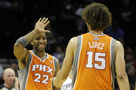 If these guys continue to play well, the Suns will keep climbing the rankings and standings.