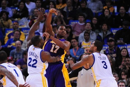 ANDREW BYNUM benched late in win