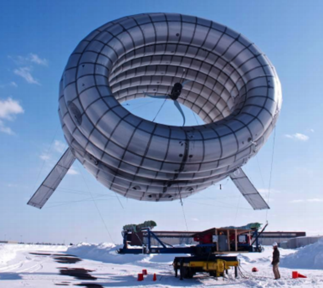 Altaeros Airborne Wind Turbine