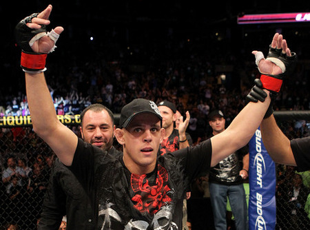 Joe Lauzon.