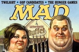 MAD magazine iPad