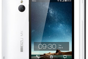 Meizu MX press