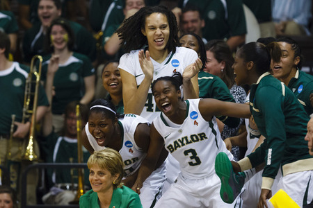 Brittney Griner and Kim Mulkey earn top accolades for leading the Baylor Lady Bears to an undefeated season thus far. Rick Osentoski-US PRESSWIRE