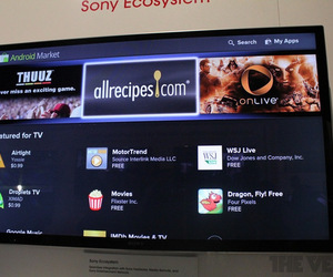 Gallery Photo: Google TV 2.0 user interface hands-on pictures