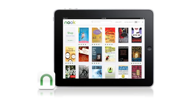 Nook iPad