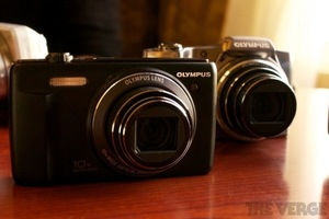 Gallery Photo: Olympus CES point-and-shoot lineup