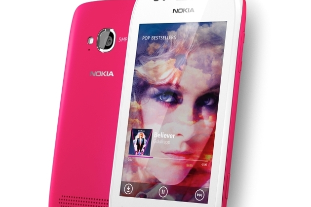 Nokia Lumia 710 press shot