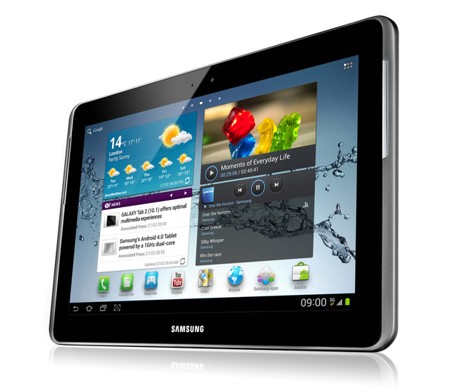 Gallery Photo: Samsung Galaxy Tab 2 (10.1) press images