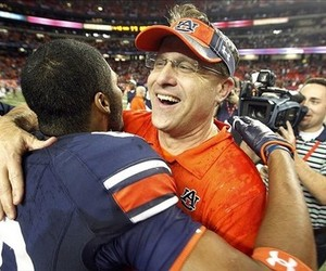 2012 Arkansas State Football: Gus Malzahn And Committing To Committing