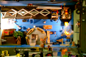 rube goldberg world record