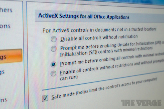 activex stock 1020