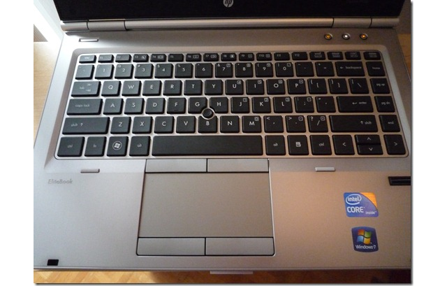 HP EliteBook Ivy Bridge
