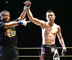 Daniel Herbertson, MMA Fighting