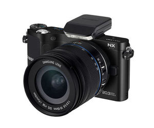 Gallery Photo: Samsung's 2012 NX mirrorless camera lineup